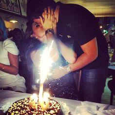 birthday kiss | tumblr