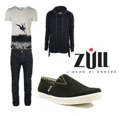 Los mejores #outfits se acompañan con #calzado #Zull. #Moda y #estilo para ti.