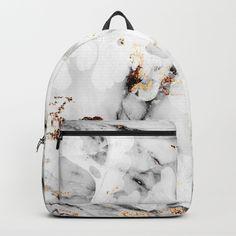 leaf marble Backpack by hunterofwoods Girly Backpacks, Cute Backpacks For School, Cute Mini Backpacks, Stylish Backpacks, Cheap Bags, Cheap Handbags, Luxury Handbags, Popular Handbags, Cheap Purses