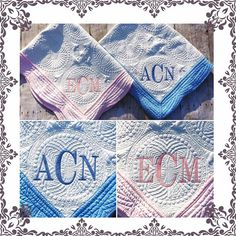 Monogrammed baby quiltpersonalized baby quiltbaby quiltbaby find this pin and more on my monograms items similar to embroidered monogrammed personalized baby quilt negle Image collections