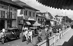 Jalan Asia Afrika, 1938. Foto: Tropenmuseum of the Royal Tropical Institute (KIT)