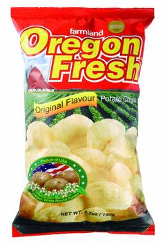 Oregon Fresh Original