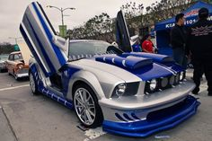 Amazing Mustang