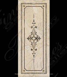 Fine's Gallery is North America's leading custom Marble Mosiac designer of beautiful residential and commercial decorative and architectural products. Website Page 6 Fine's Gallery, LLC Floor Design, Tile Design, Classic Ceiling, Marble Fireplaces, Marble Floor, Floor Patterns, Marble Pattern, Luxury Flooring, Farmhouse Rugs