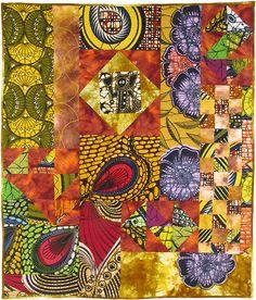 Magie Relph : Textile Artist, Quilter, Teacher and Writer