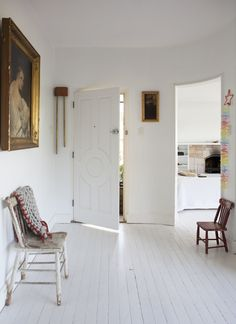 Jacqueline Fink residence, via The Design Files