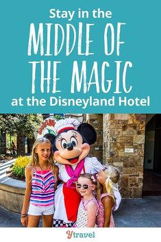 The Disneyland Hotel is part of the Disneyland Resort and is only a short walk to the parks. Plus you get special treat. Disneyland Secrets, Disneyland Hotel, Travel With Kids, Family Travel, Disneyland Los Angeles, California Vacation, Anaheim California, Moon Hotel, Hotels For Kids