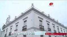 Canal Solidario : Cafe Solidario por el Hospital Maciel. .
