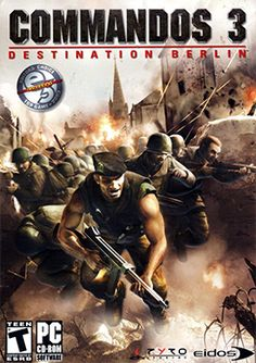 Commandos 3 Destination Berlin Free Download Full Version For PC | Games & Softwares Free Download