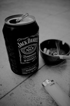jack daniel's canned whiskey