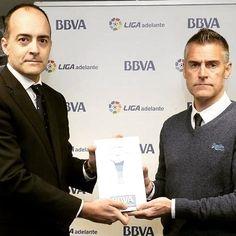 Lluís Carreras el mejor entrenador de febrero http://ift.tt/1WZ5y9w #RealZaragoza #Zaragoza