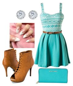 """""""Untitled #147"""" by northan-lights01 ❤ liked on Polyvore featuring Ashley Stewart, Michael Kors and Kobelli"""