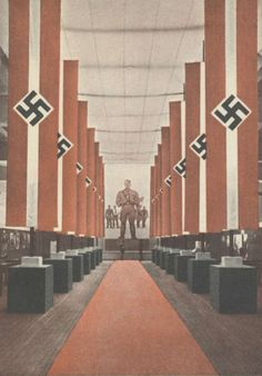 Hitler Youth headquarters.