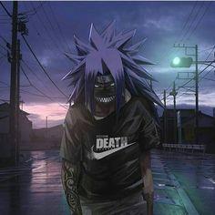 Anime Naruto, Naruto Uzumaki Art, Naruto Fan Art, Kakashi, Naruto Wallpaper, Wallpaper Naruto Shippuden, Black Anime Characters, Naruto Characters, Dark Anime