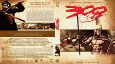 300 Blu-ray Custom Cover