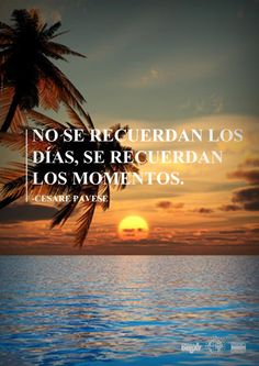 Momentos... La vida es una colleccion de momentos...