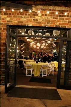 Dock 580 - Columbus. One amazing venue for weddings in downtown Columbus