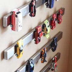 Ímãs ajudam a organizar objetos pela casa e também decoram - 01/05/2016 - UOL Estilo de vida