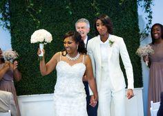 Stasha & Sherrie LGBTQ+ Wedding   @handhweddings