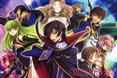 Code Geass - Based in an alternate universe where the British Empire has absolute control of the world. It is up to one individual who possesses the power of the Geass to strategically alter the course of humanity.