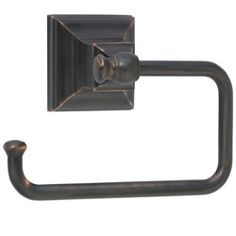 Amerock Markham Oil Rubbed Bronze Bath Towel Ring | Overstock.com Shopping - The Best Deals on Bathroom Hardware