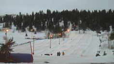 Park City, UT. This is where we went tubing!