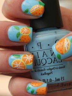 Florida nails! :)