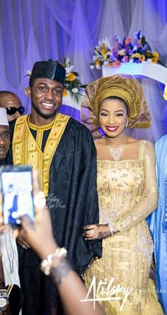 It's You and Only You: Safiya and Umar's Splendorous Wedding - Wedding Digest NaijaWedding Digest Naija