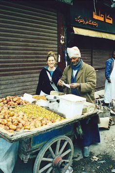 Cairo, Egypt in 2000