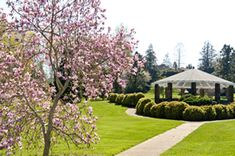 Deep Cut Gardens in Middletown NJ Cost: Free Pergola Cost, Pergola Shade, Pergola Plans, Diy Pergola, Wedding Pergola, Monmouth County, Shade Canopy, County Park, Pergola Lighting
