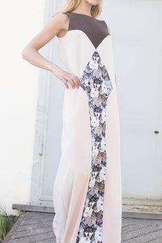 Wolf Dress | Julja Finland #MakersAndDoers #inspiration #fashion