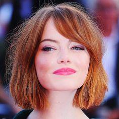 Nach dem Lob (Long Bob) kommt jetzt der kinnlange Baby-Bob. Lesen Sie hier, warum Emma Stone und viele andere Hollywood-Stars diese Frisur so lieben