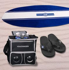 VW Beach Gear