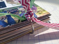 Jenkins Kid Farm: How To Display Your Lovely Christmas Photo Cards