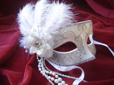 for the masquerade wedding I'm not brave enough to have:)