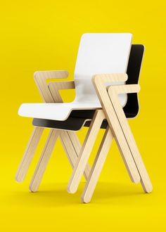 Vi Chair by Radek Nowakowski
