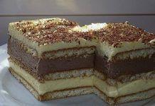 Tutti frutti – kolač koji se ne peče ~ Recepti i Ideje Albanian Recipes, Bosnian Recipes, Croatian Recipes, Brze Torte, Kolaci I Torte, Baking Recipes, Cake Recipes, Dessert Recipes, Tutti Frutti