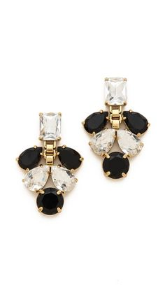 Kate Spade earrings.