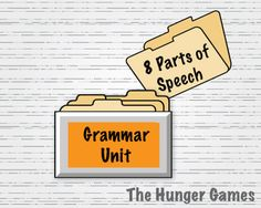 Free grammar activities for The Hunger Games.