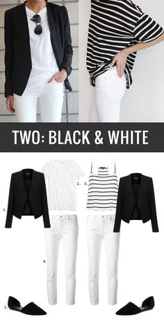 How To Wear White Jeans 3 Ways | Henry Happened