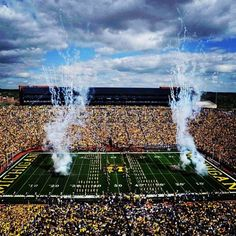Ann Arbor and #UMich rank #5 on @Jill Jackson Norris TODAY's list of the 10 towns with the Best College Game-Day Atmosphere!