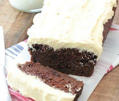 Double Chocolate Pumpkin Cake -- adding pumpkin makes anything healthy, right?