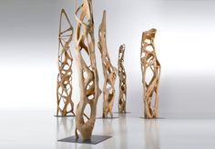 Natural Wood Sculpture - Bing Images