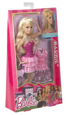 Amazon: Barbie Life in The Dreamhouse Barbie Doll just $8.99 (was $16.99)
