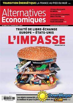 Alternatives Économiques - Octobre 2014 (No. 339)