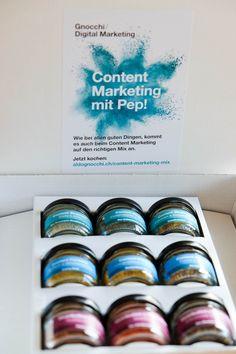 Gnocchi / Digital Marketing Content Marketing Würzbox