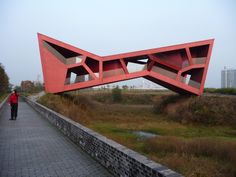 All sizes | Bridging Tea House - Architecture Park - Jinhua, China - 中国 金华 | Flickr - Photo Sharing!