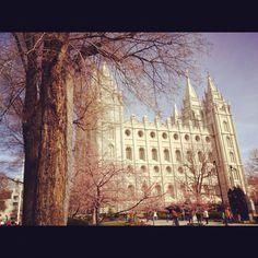 Salt Lake Temple - LDS