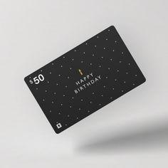 Fancy - Fancy presentkort