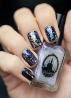 Ice Castle et Castle on a cloud Enchanted Polish
